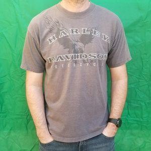 Harley Davidson Ketchikan Alaska T shirt